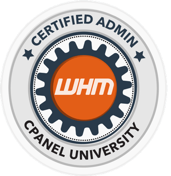 cPanel Certified Admistrator