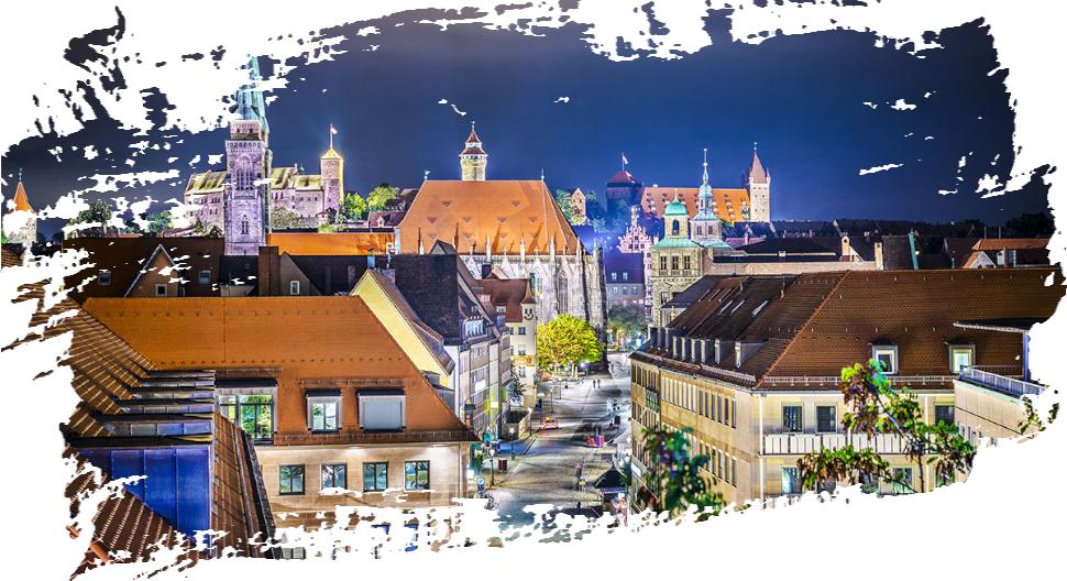 Welcome to Nuremberg