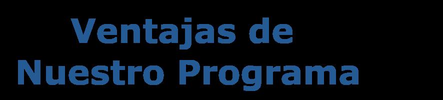 Ventajoso Programa